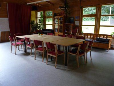 Seniorenbereich (mit Küche)